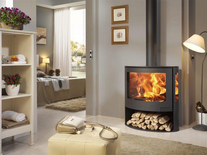 Iris in room - Modern stoves
