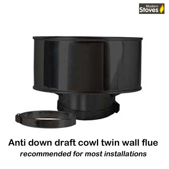convesa anto down draft rain cowl