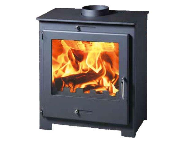 Nero Lux BO back boiler stove