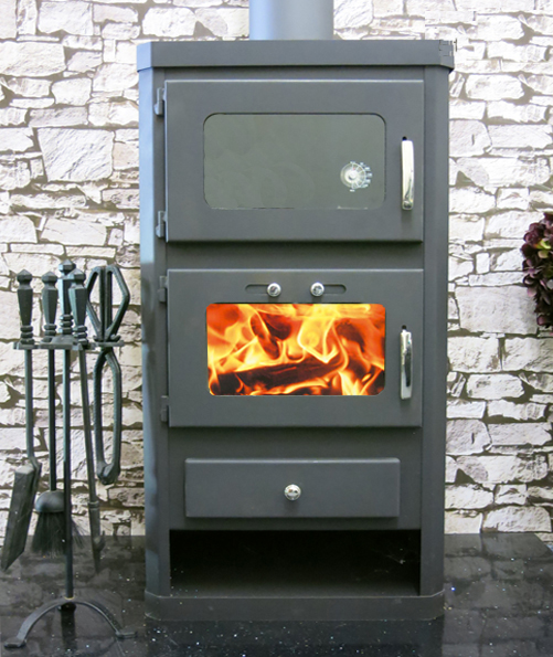 duo cooker wood burning stove