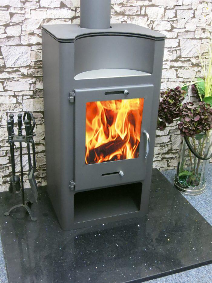 Elegance Back Boiler stove