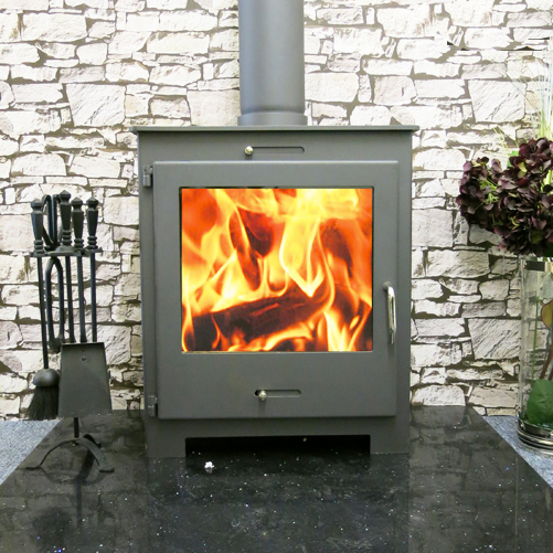 Nero lux Modern Stoves
