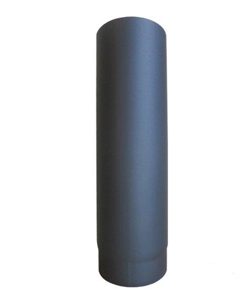 "grey 500mm flue pipe 6"""