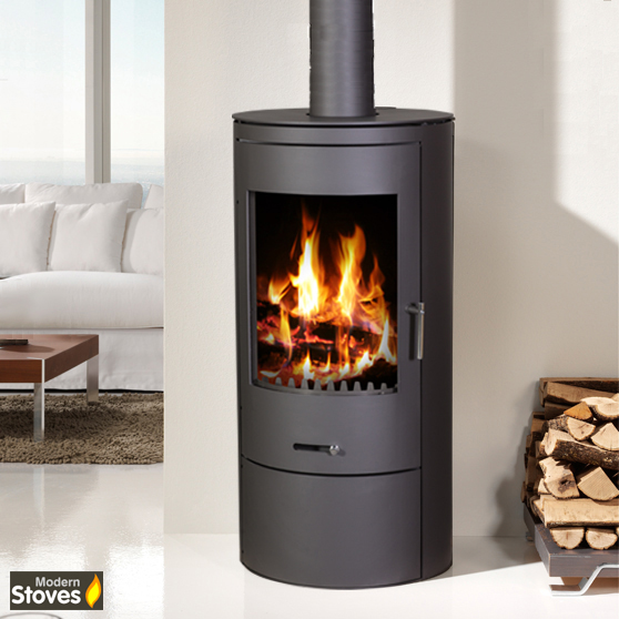 orion wood multi-fuel stove 10kw