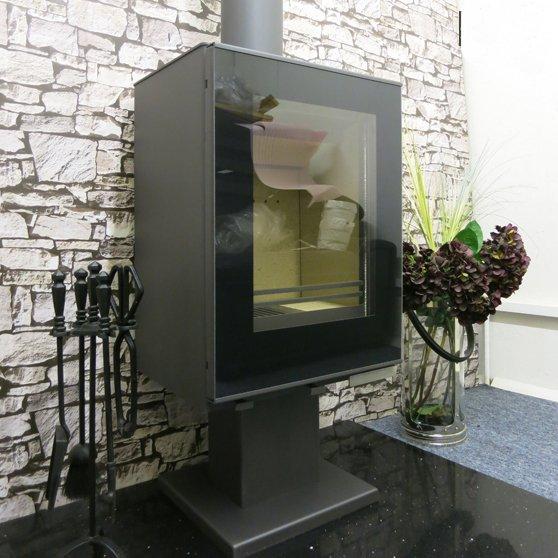 Rhyton 12kw wood burning stove