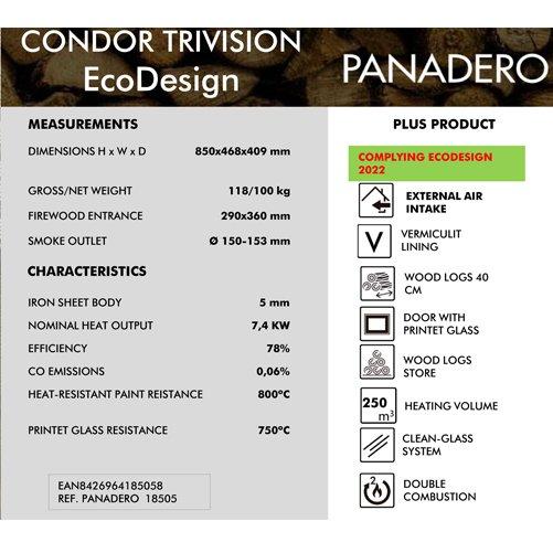 Panadero Condor Tri Vision