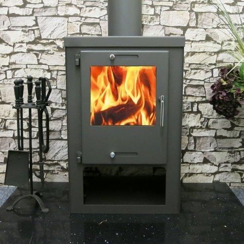 wood burning Premier 5kw Stove