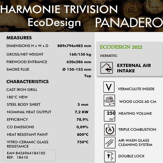 Harmony Tri Vision