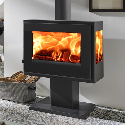 Panadero Loire Tri Vision Modern Stoves