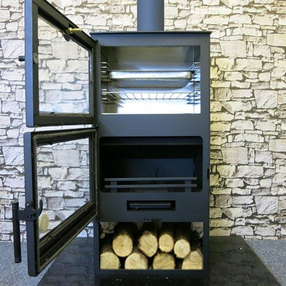 Gourmet stove