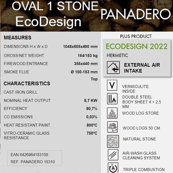 Oval Stone 1