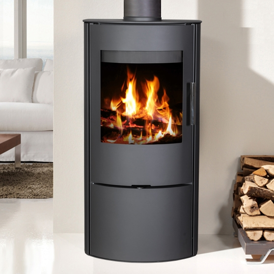 Opal Lux multi-fuel stove 7kw