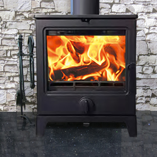 Derwent wood burning stove