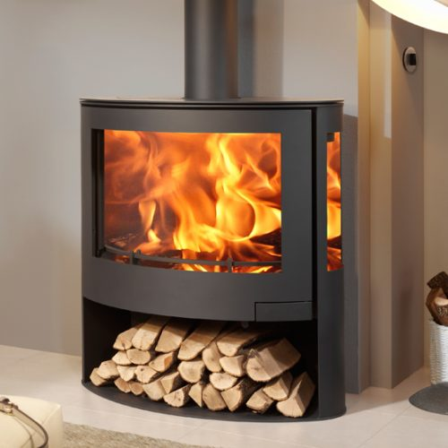 Stoves With Direct Air Supply