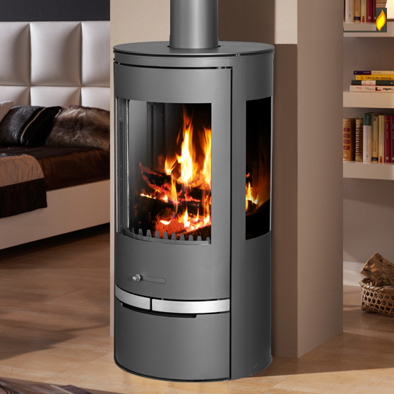 Orion Vision 3 sided stove