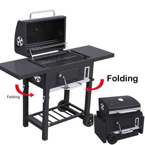 portable folding bbq